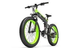 Bezior X1000: bicicleta elétrica barata e boa para todo-o-terreno