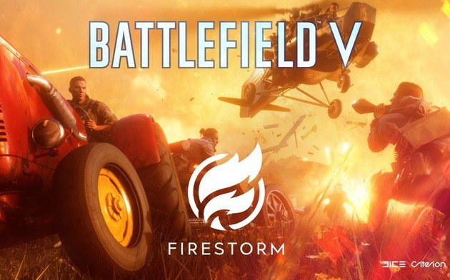 Firestorm Battle Royale