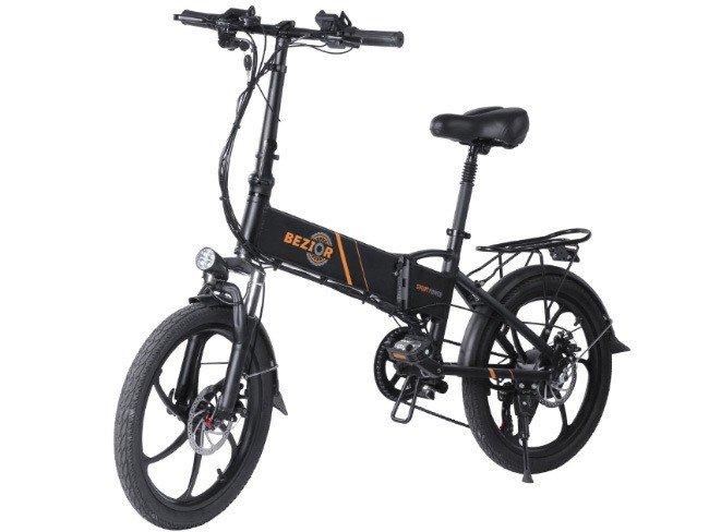 Bicicleta Bezior M20