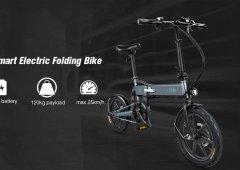 Poupa mais de 230€ nesta excelente bicicleta elétrica. Tempo limitado!