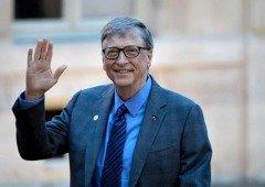 Bill Gates diz o definitivo adeus à Microsoft!