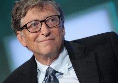 Microsoft - Bill Gates só usa Windows no computador