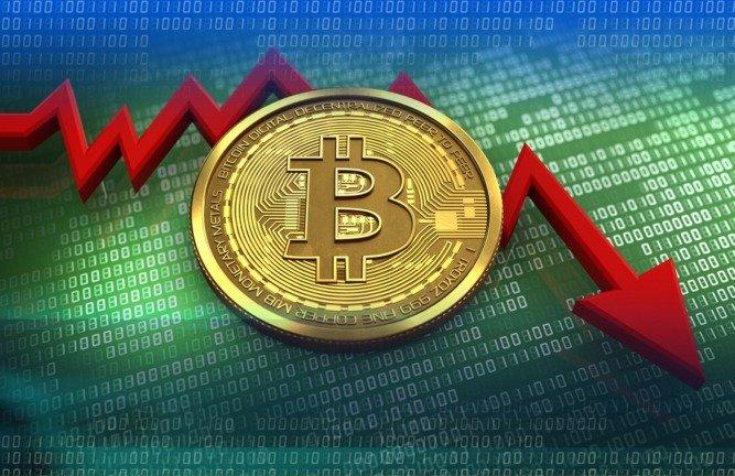Bitcoin, Ethereum e outras criptomoedas caem fortemente!