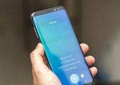 Samsung Galaxy S8 e S9 já podem definir o botão Bixby para outras Apps