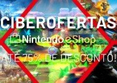 Black Friday: aproveita descontos de até 75% em jogos para a Nintendo Switch!