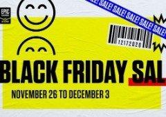 Black Friday: Epic Games Store tem jogos com até 75% de desconto e uma surpresa grátis!