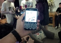 Blackberry Classic aparece em novas fotos