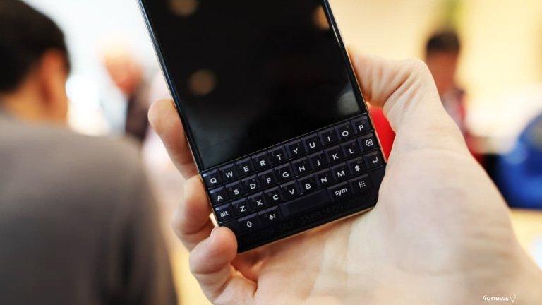 BlackBerry Key2 LE: Vídeo de primeiras impressões