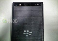 Novo BlackBerry Leap ou BlackBerry Rio fotografado mais uma vez
