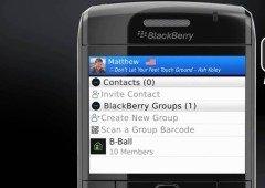 BlackBerry Messenger vai terminar para consumidores em Maio