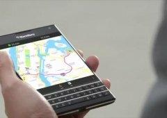 BlackBerry Passport oficialmente disponível em Branco e Vermelho
