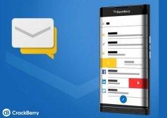 Blackberry Venice, o terminal volta a cair em leak e a conquistar com os novos renders