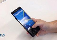 BlackBerry Venice existe mesmo mas chamar-se-á BlackBerry Priv