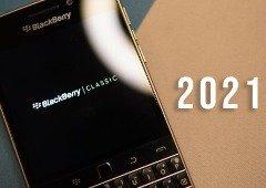 BlackBerry volta aos smartphones com teclas (e 5G) em 2021