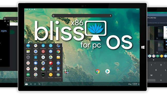 Emulador Android Bliss