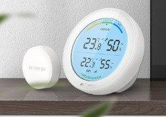 BlitzWolf BW-WS01: monitor de humidade e temperatura barato que tens de conhecer