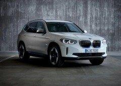 BMW iX3 é o primeiro SUV elétrico da marca. Sabe o preço em Portugal