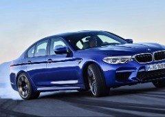 BMW M5 totalmente elétrico chegará para combater os carros elétricos da Tesla