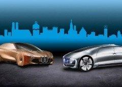 BMW e Mercedes unem-se pelo desenvolvimento da condução autónoma