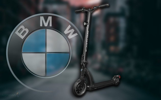 BMW E-Scooter trotinete elétrica