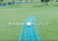 Bola de golfe que entra sempre foi desenvolvida pela Nissan (vídeo)