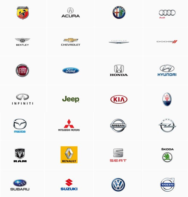 marcas carros android auto
