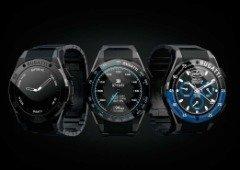 Bugatti lança três smartwatches de qualidade, mas o preço arrepia