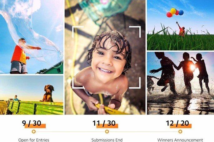 Cronologia do concurso Xiaomi Imagery Awards 2021