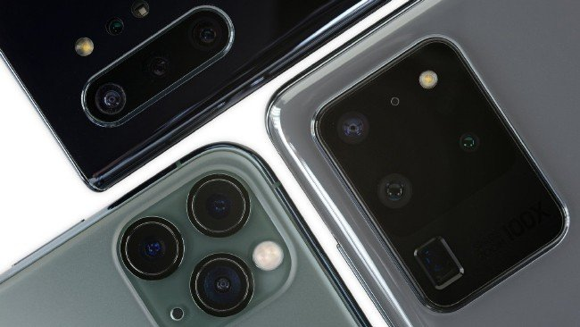 Layout de câmaras