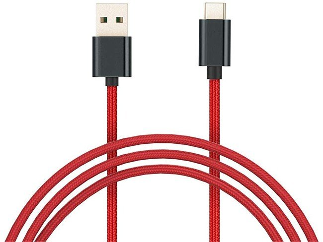 Cabo Braided USB Type-C 100cm ZMI