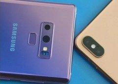 Cada vez mais se trocam iPhones por telemóveis Samsung, segundo retalhista