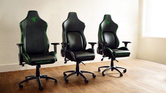 Cadeira Razer Iskur X