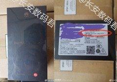Caixa do Huawei Mate 30 confirma alguns detalhes!
