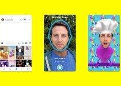 Cameos do Snapchat utiliza tecnologia Deepfake bastante realista