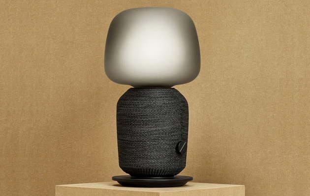 Este é o novo candeeiro da Sonos e do IKEA