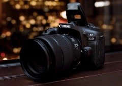 Canon EOS 90D e M6 MKII são oficiais e trazem o sonho dos utilizadores!