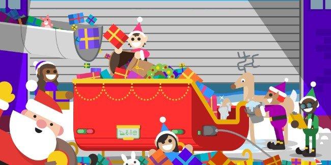 Google Pai Natal