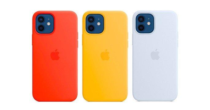 iPhone 12 capas