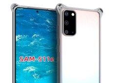 Capas de proteção reafirmam o design do Samsung Galaxy S11e