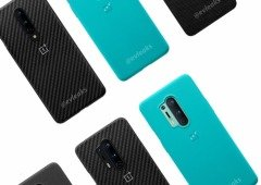 Capas oficiais do OnePlus 8 confirmam o design traseiro do smartphone!