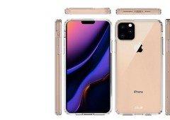 Capas para o iPhone XI e XI Max confirmam o seu design