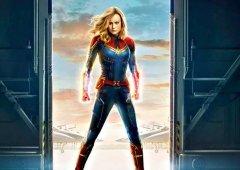 Captain Marvel - Trailer apresenta-nos a nova heroína da Marvel