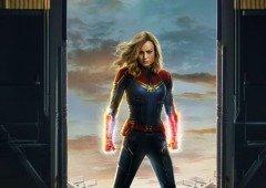 Captain Marvel rendeu mais de mil milhões de dólares em bilheteira