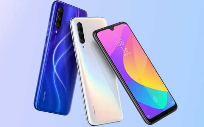 Xiaomi mi a3 xiaomi mi cc9