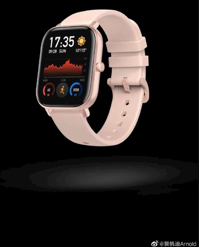 amazfit watch