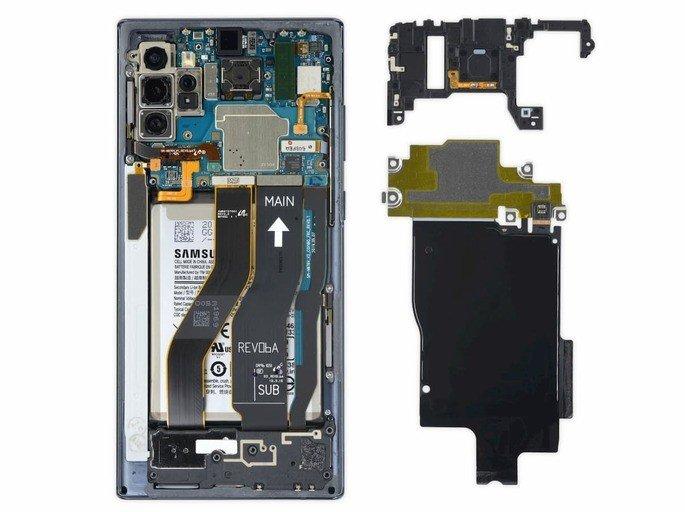 Samsung Galaxy Note 10 Plus 5G iFixit