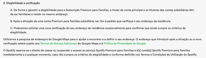 Spotify Premium Plano Familiar