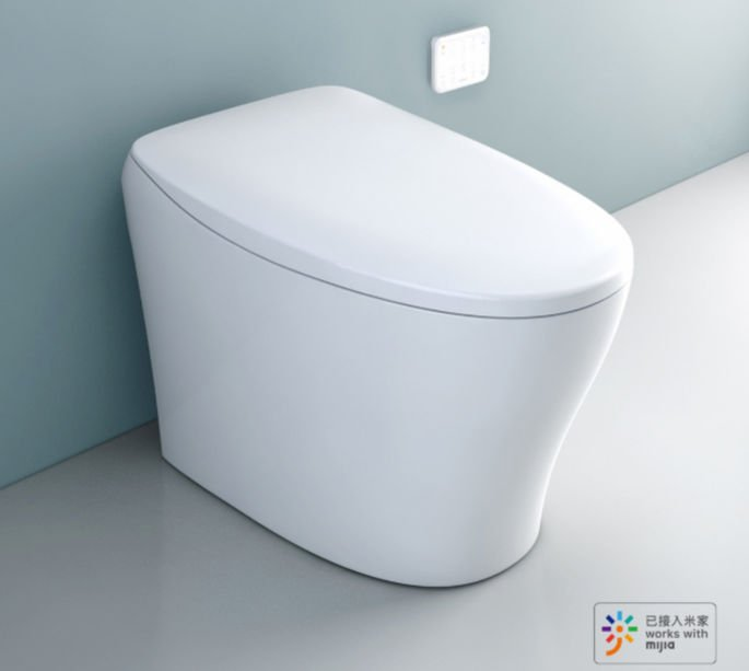 Xiaomi Smart Whale Wash-integrated Smart Toilet Zero
