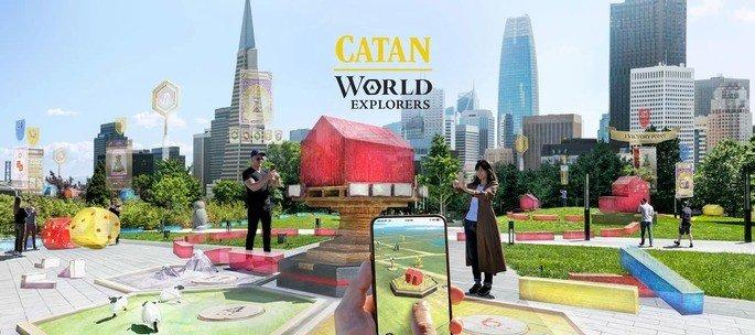 Catan - World Explorers