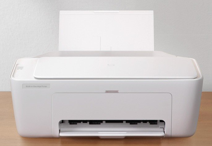 Xiaomi Mi Inkjet All-In-One Wireless Printer